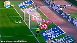خلاصه بازی پرسپولیس و استقلال خوزستان