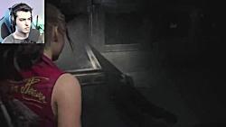 گیم پلی عالی بازی محبوب Resident Evil 2 Remake