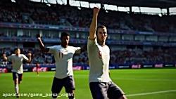 تریلر گیم fifa world cup 2018