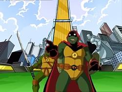 لاکپشت های نینجا فصل پن...