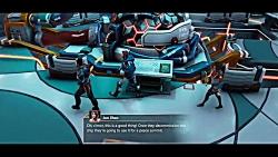 گیم پلی بازی Element: Space