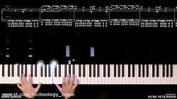 Game of Thrones - Main Theme Piano Version