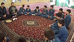 دورهمی  بابچه  های مسجد