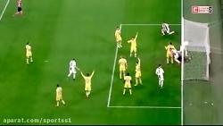 یوونتوس 3-0 فروزینونه