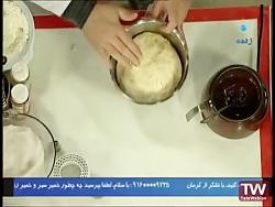 ↩ فیلم آموزشی طرز تهیه پیراشکی در خانه - لذت آشپزی آسان ↪