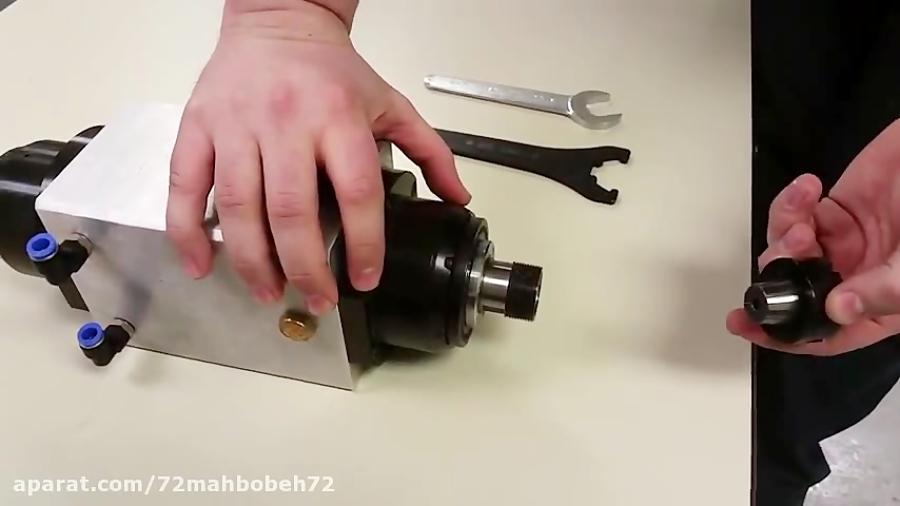 اسپیندل موتور HITECO / عملکرد اسپیندل موتور / کاربرد اسپیندل موتور در صنعت چوب