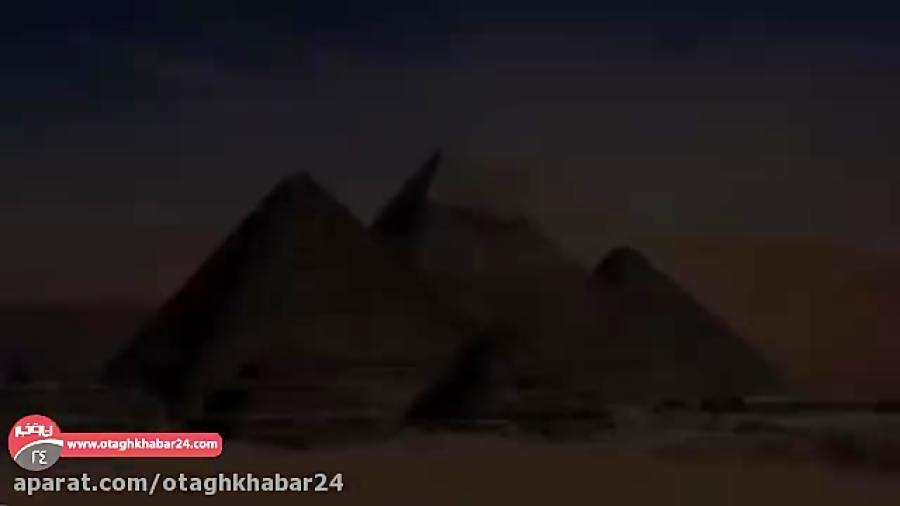 حقایق جالب درباره اهرام ثلاثه مصر