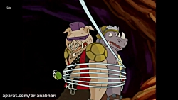 انیمیشن لاک پشت های نینجا اژدها دوبله فارسی