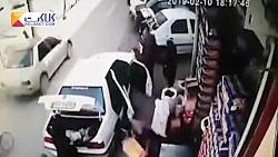 حادثه ای وحشتناک توسط کودک بازیگوش در اصفهان