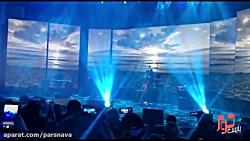 اجرای قطعه دریا در کنسرت مسیح و آرش در جشنواره فجر