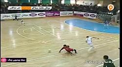فوتسال - مرحله نیمه نهایی لیگ برتر ، سوهان محمد سیما قم - مس سونگون