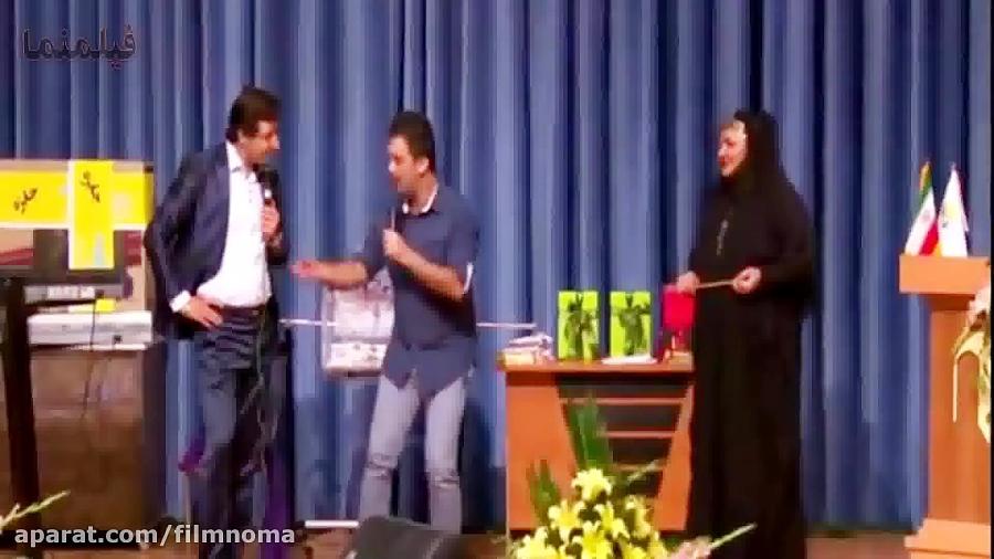 طنز حامد آهنگی - شب های کیش- قسمت 2