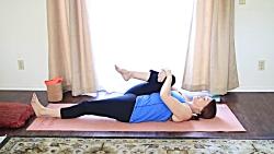 ورزش یوگا در خانه - یوگا برای نشاط - روز 1