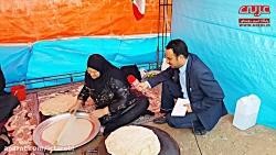 غرفه روستای عربی جشنوا...