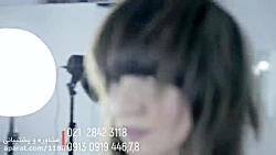 آموزش کوتاهی مو زنانه- ساده ترین آموزش کوتاهی مو زنانه از ابتدا تا انتها
