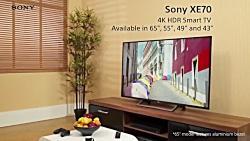 نمایش تلویزیون 49X7000E