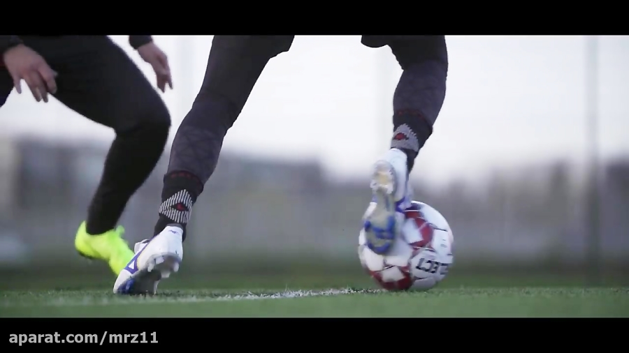 آموزش 5 دریبل ساده و ویرانگر در فوتبال