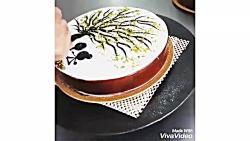 آموزش دیزاین و تزیین کیک