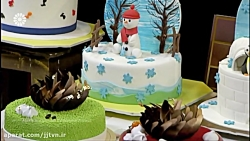 تزئین کیک -کارشناس آشپز...