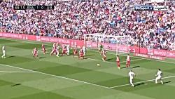 خلاصه بازی رئال مادرید 1-2 خیرونا (HD)