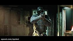 Tom Clancy's Rainbow Six Siege-تریلر رسمی CGI
