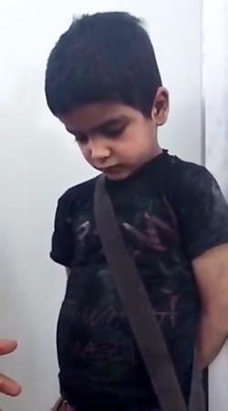 کودک داعشی!