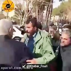 سخنان تند برادر شهید حادثه تروریستی زاهدان خطاب به روحانی