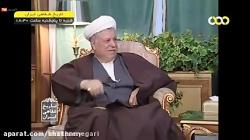 روایت خاص هاشمی رفسنجا...