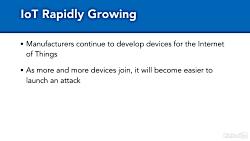 کورس IoT - حمله و انفجار
