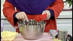 آموزش آشپزی - کاپ کیک