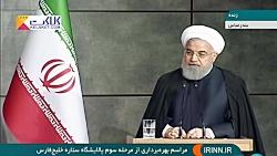 روحانی:امروز روز جنگ است،دعواهای انتخاباتی پایان یابد!