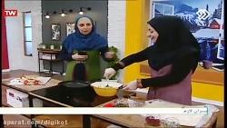 آشپزی - املت کاهو