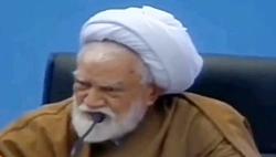 کنایه سنگین امام جمعه بندر عباس به حسن روحانی