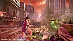 تریلر و گیم پلی شخصیت های جدید بازی Tekken 7