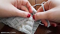 آموزش قلاب بافی-بافت دستکش و پاپوش