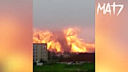 7 انفجار بسیار بزرگ که ت...