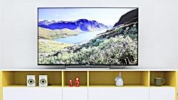 نمایش تلویزیون 55W800C