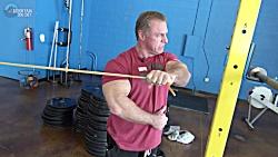 تمرین عضله پشتی شانه Rear...
