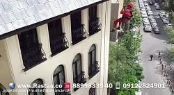 پیچ رولپلاک نمای ساختمان | شستشوی نما بدون داربست| رنگ آمیزی نما