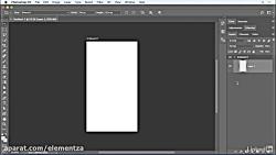 آموزش Photoshop CC - ایجاد ط...