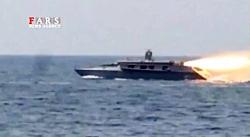 موشک ترسناک زیرآبی سپاه | لحظه شلیک یکی از اسرارآمیزترین موشک های ایرانی
