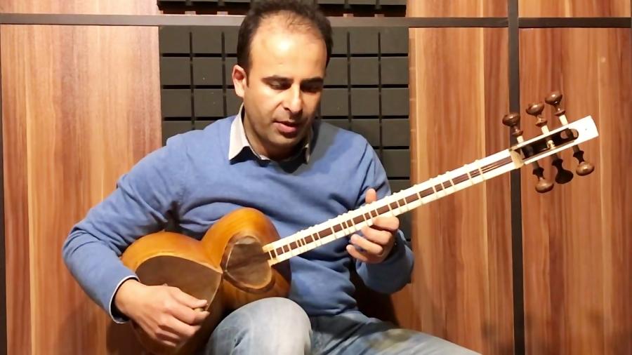 قطعهای بر اساس مستم مستم آهنگ محلی بختیاری عطا جنگوک دشتی ر نیما فریدونی تار