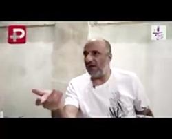 توهین هنرمند حامی روحانی : منتقدان دولت حسن روحانی تن پرور هستند