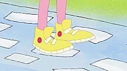 کارتون جدید پلنگ صورتی - صورتی و کفش های جادویی