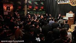 روضه قتلگاه امام حسین ع شعر روضه کربلایی حسین رستمی