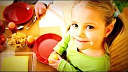 آهنگ شاد کودکانه ، ترانه شاد ، شعر کودکانه - مامانی ناهار چی داریم