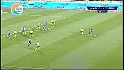 خلاصه بازی استقلال 2-0 پارس جنوبی جم (لیگ برتر ایران - 1397 98)