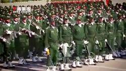 یگان های سپاه پاسداران iran