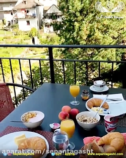 Amazing Mornings in Switzerland