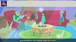 ملکه برفی | داستان های فارسی | قصه های کودکانه |